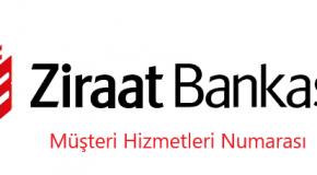 Ziraat Bankası müşteri hizmetleri telefon numarası